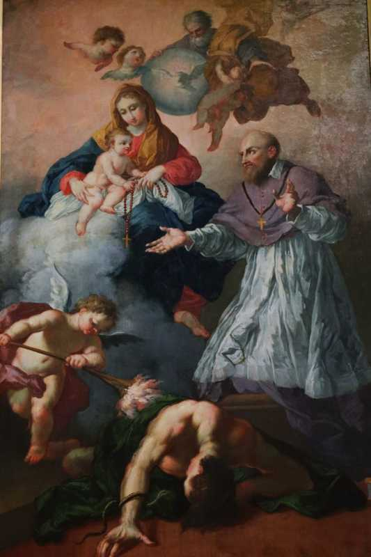 24 января. Св. Франциск Сальский, епископ и Учитель Церкви. Память 1