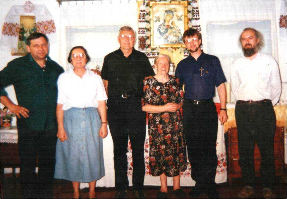 Сегодня, 19 января вспоминаем 19-ую годовщину смерти отца Дариуша Лысаковского и Татьяны Мусохрановой. 54