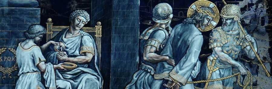 Крестный Путь с размышлениями блаженного Хосе Мария Эскрива 1