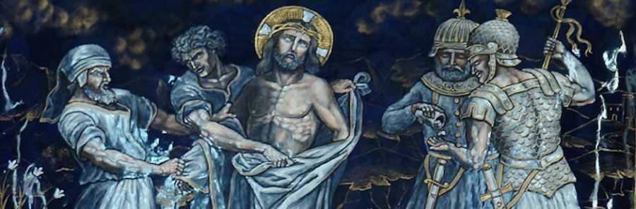 Крестный Путь с размышлениями блаженного Хосе Мария Эскрива 10