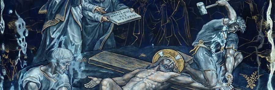Крестный Путь с размышлениями блаженного Хосе Мария Эскрива 11