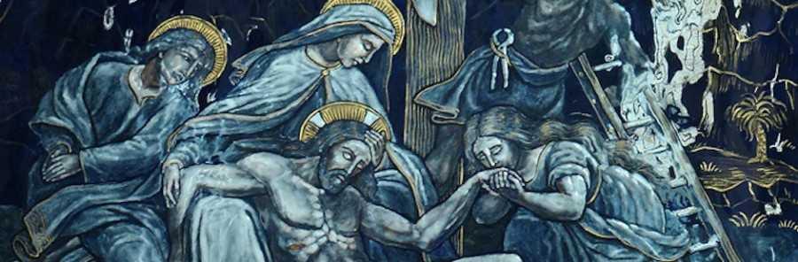 Крестный Путь с размышлениями блаженного Хосе Мария Эскрива 13