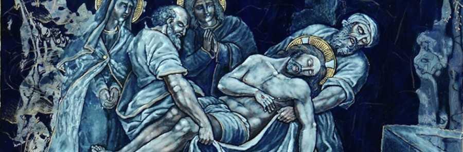 Крестный Путь с размышлениями блаженного Хосе Мария Эскрива 14