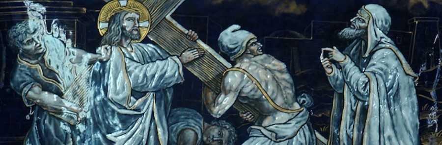 Крестный Путь с размышлениями блаженного Хосе Мария Эскрива 2