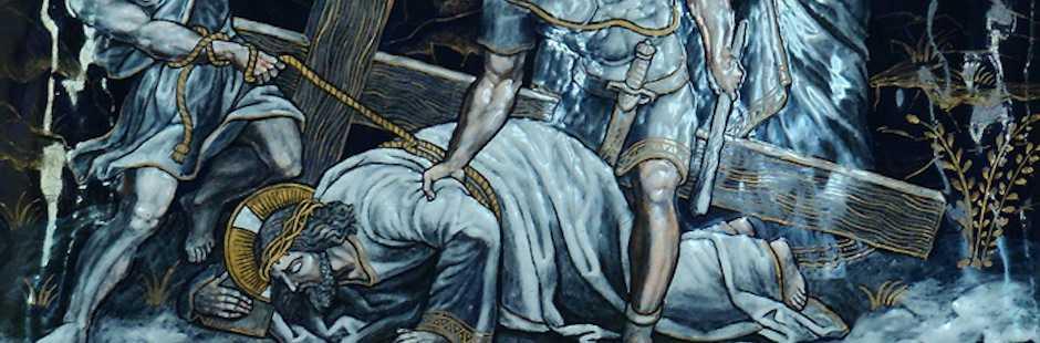 Крестный Путь с размышлениями блаженного Хосе Мария Эскрива 3