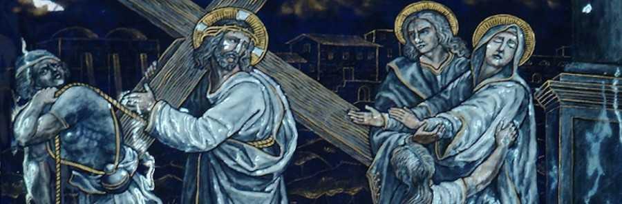 Крестный Путь с размышлениями блаженного Хосе Мария Эскрива 4