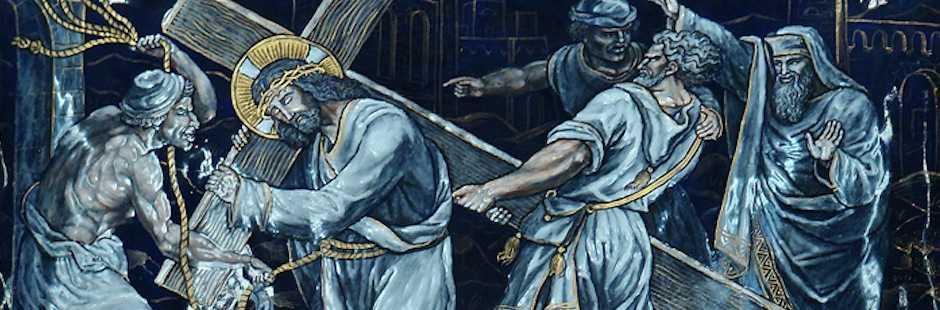 Крестный Путь с размышлениями блаженного Хосе Мария Эскрива 5