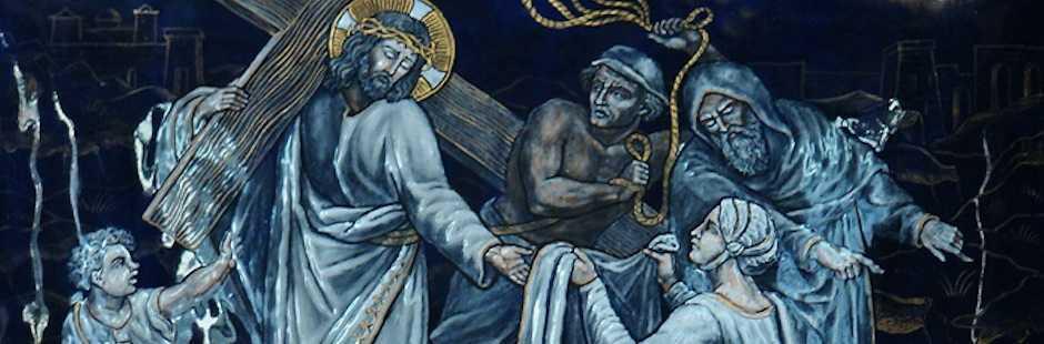 Крестный Путь с размышлениями блаженного Хосе Мария Эскрива 6