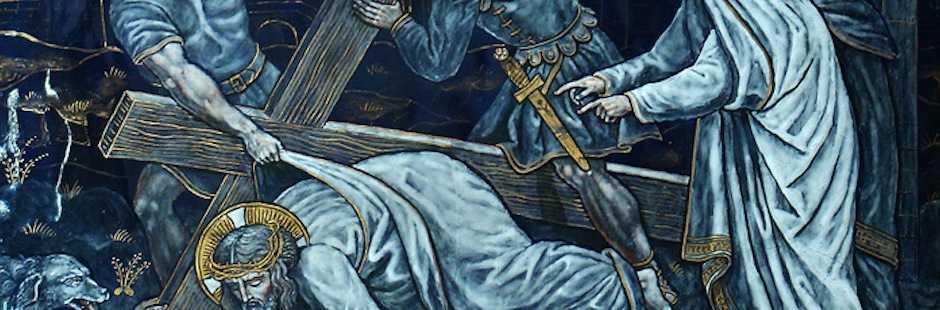 Крестный Путь с размышлениями блаженного Хосе Мария Эскрива 7