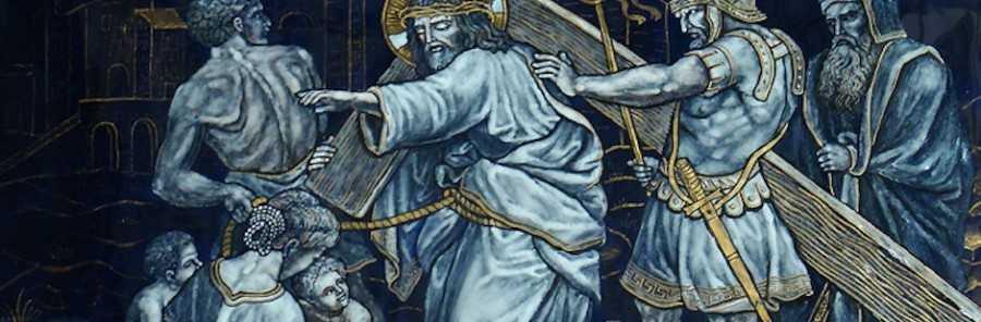 Крестный Путь с размышлениями блаженного Хосе Мария Эскрива 8