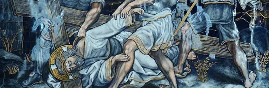 Крестный Путь с размышлениями блаженного Хосе Мария Эскрива 9