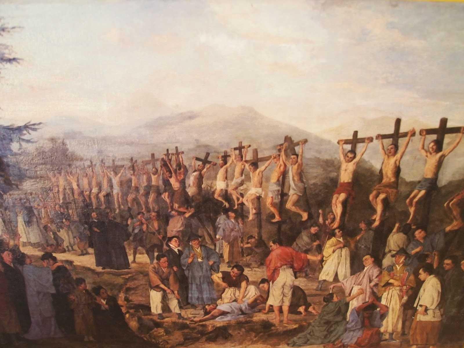 6 февраля. Святые Павел Мики, священник, и его сподвижники, мученики. Память 2