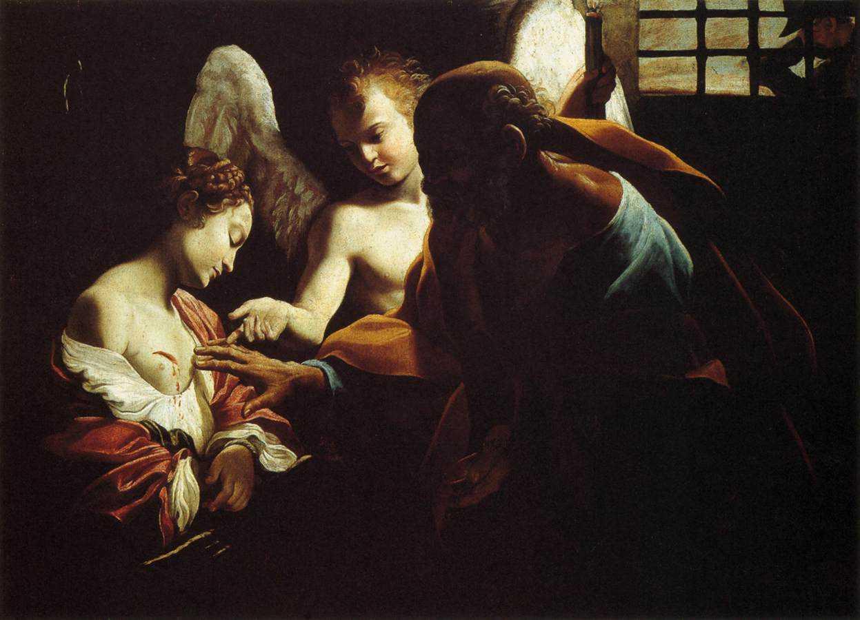5 февраля. Святая Агата (Агафия), дева и мученица. Память 2