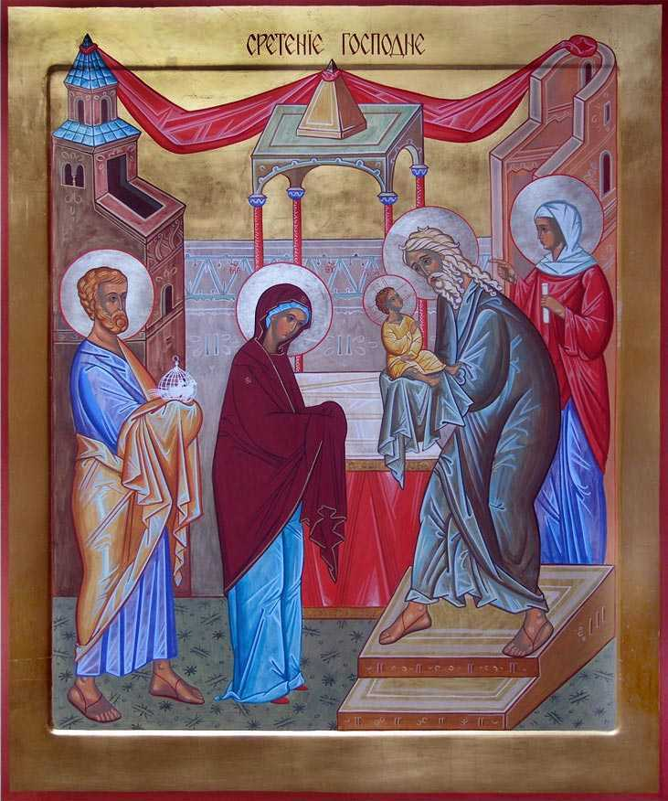 2 февраля. Праздник Сретения Господня – последний отзвук Рождества 2
