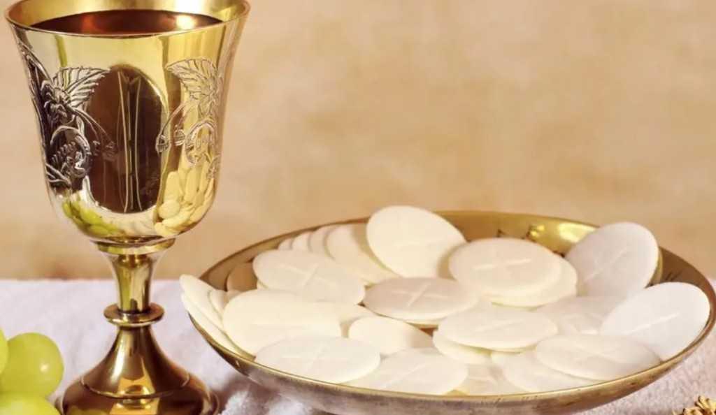 Папа призвал к акту сокрушения и к духовному причащению 1
