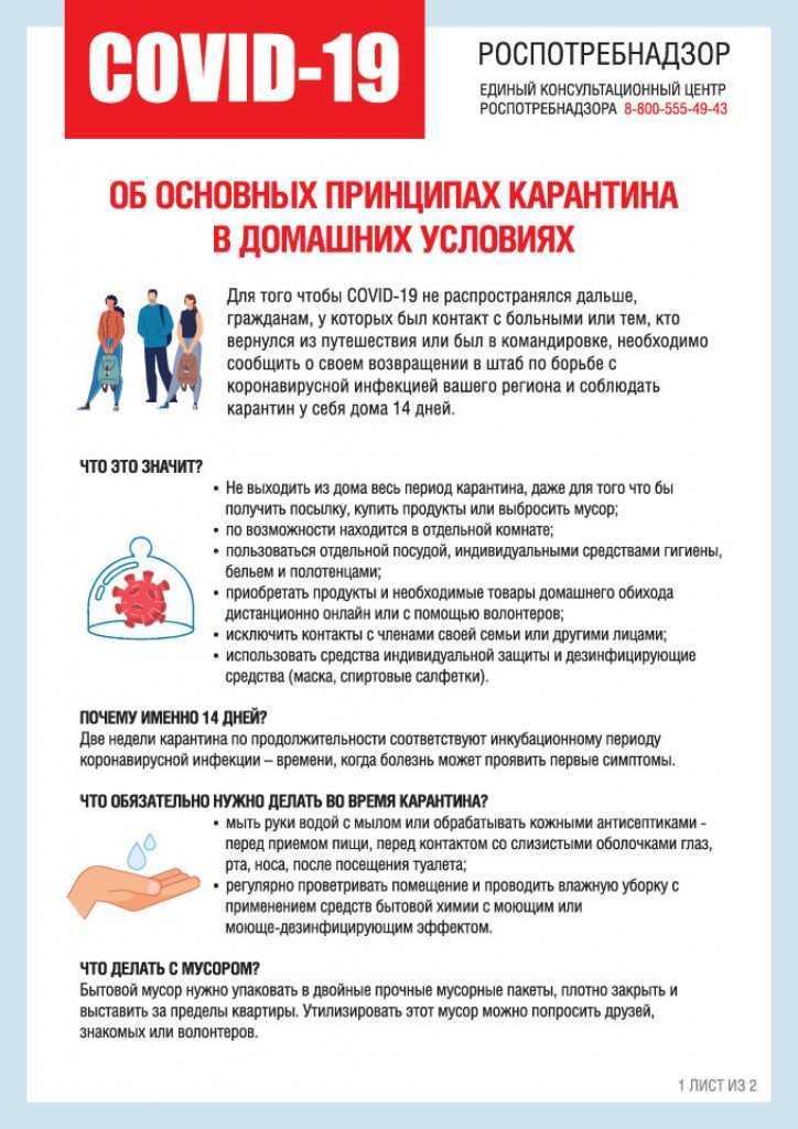Памятка: Профилактика гриппа и коронавирусной инфекции 1