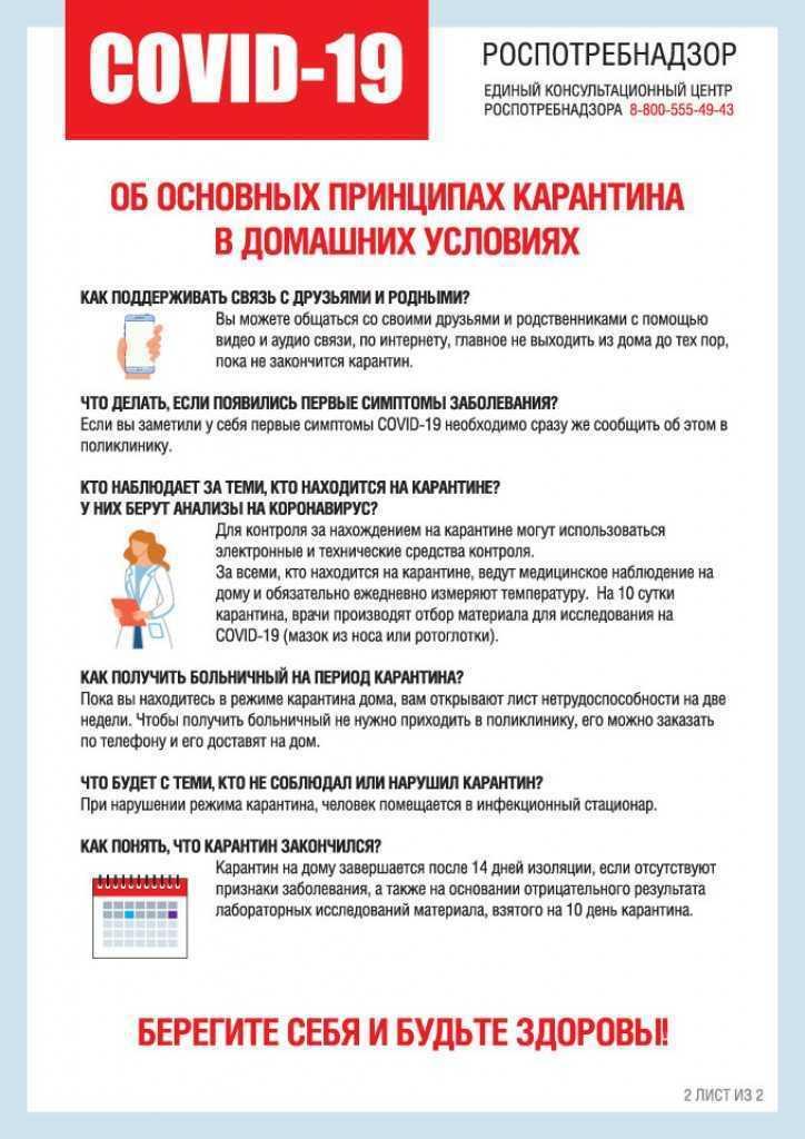Памятка: Профилактика гриппа и коронавирусной инфекции 2