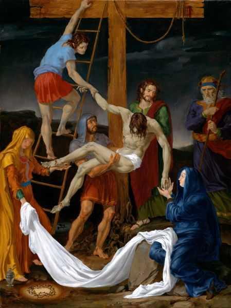 Крестный путь: Иисус и я 13
