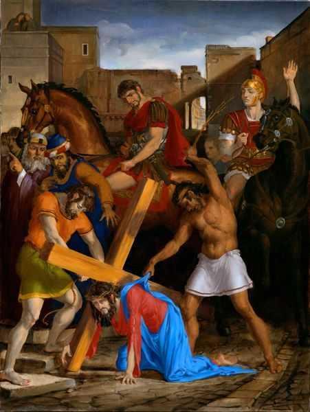 Крестный путь: Иисус и я 3