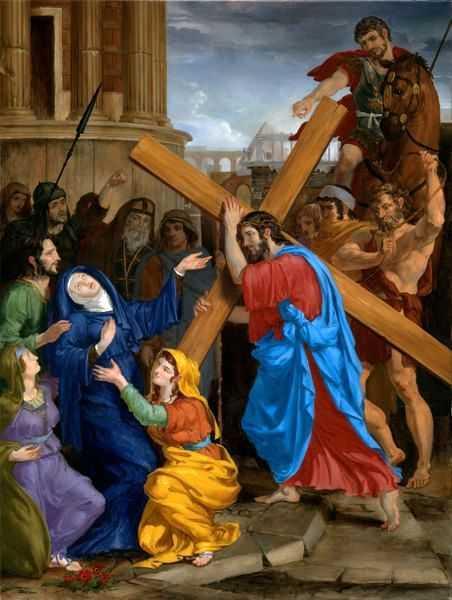 Крестный путь: Иисус и я 4