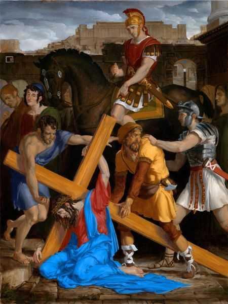 Крестный путь: Иисус и я 5