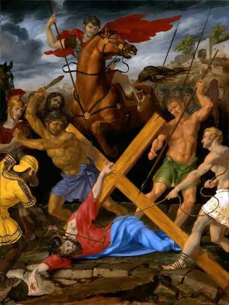 Крестный путь: Иисус и я 9