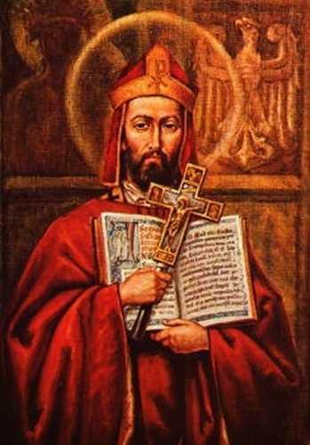 Святой Адальберт Пражский, епископ и мученик. Память 1