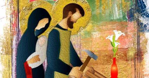 1 мая. Святой Праведный Иосиф Труженик 1