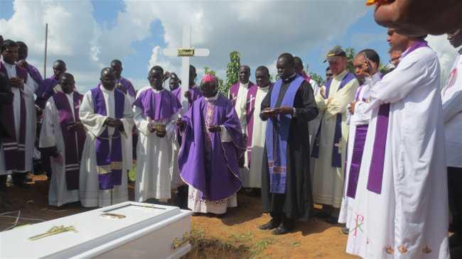 Годовщина смерти с. Вероники Терезии SSpS, убитой в Южном Судане 3