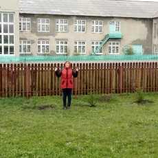 Саженцы из «Междуреченского лесхоза» добрались и до нашего прихода в селе Колыон!