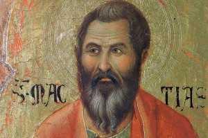 14 мая. Святой Матфий, апостол. Праздник 2