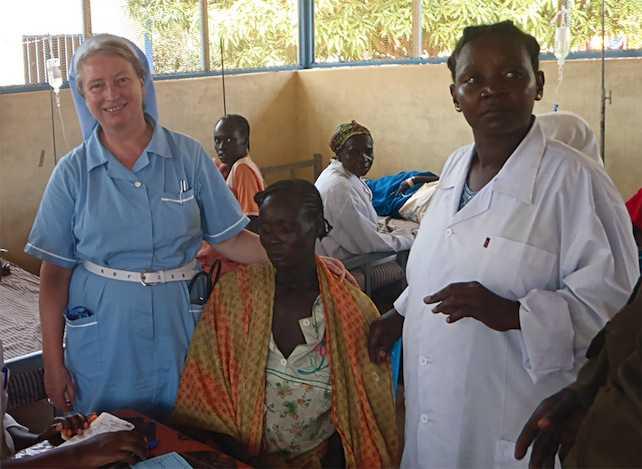 Годовщина смерти с. Вероники Терезии SSpS, убитой в Южном Судане 2