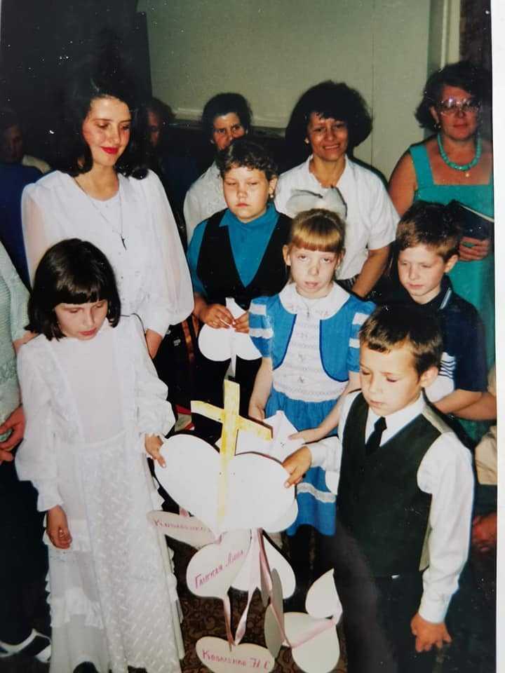 Нашему храму 10 лет⠀ А вот Воскресной школе в следующем году будет четверть века! 3