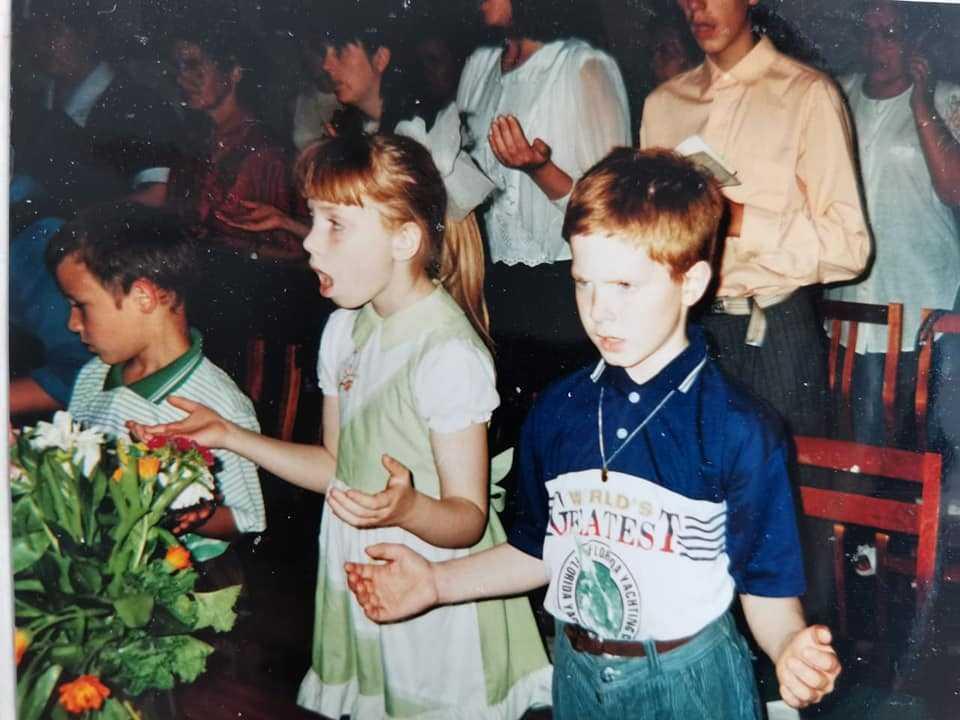 Нашему храму 10 лет⠀ А вот Воскресной школе в следующем году будет четверть века! 4