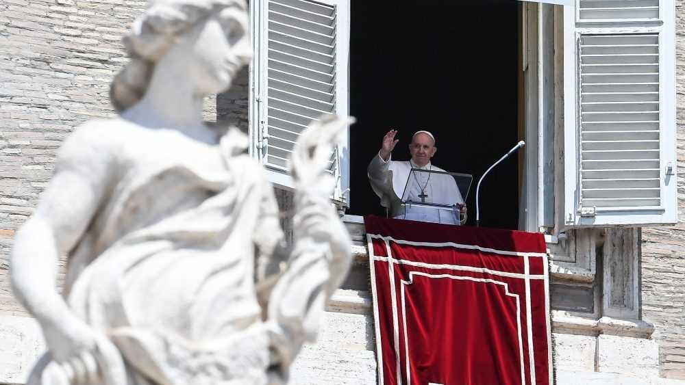 Слово Папы Франциска в торжество Пресвятой Троицы.