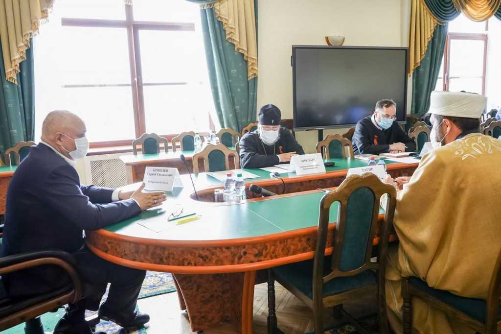 Межконфессиональный совет при губернаторе Кузбасса 3