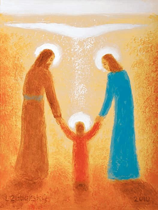 Молитвы родителей о детях