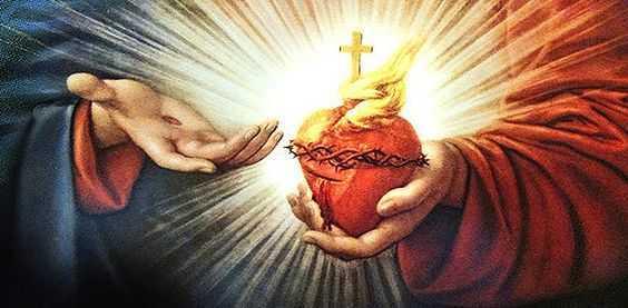 Акт посвящения прихода Святейшему Сердцу Иисуса