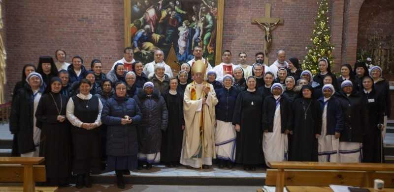 Молитва о священниках