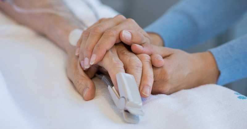 Молитвы о больных