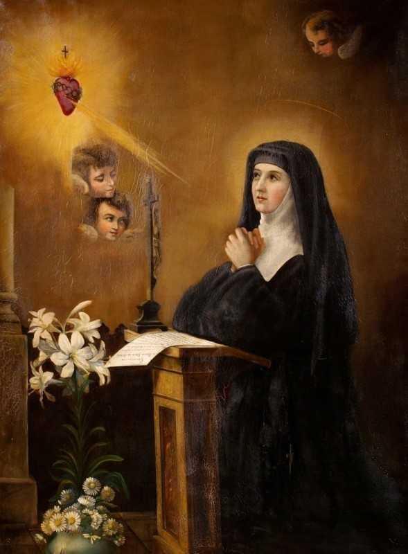Первая пятница — Почитание Святейшего Сердца Иисуса