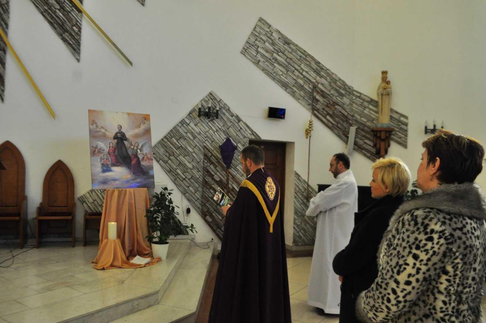 Новенна к св. Герарду — ДЕНЬ ПЕРВЫЙ