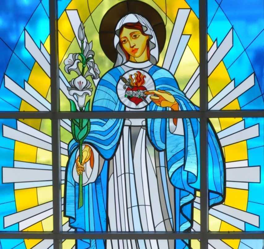 Новенна к «Непорочному Сердцу Пресвятой Девы Марии»