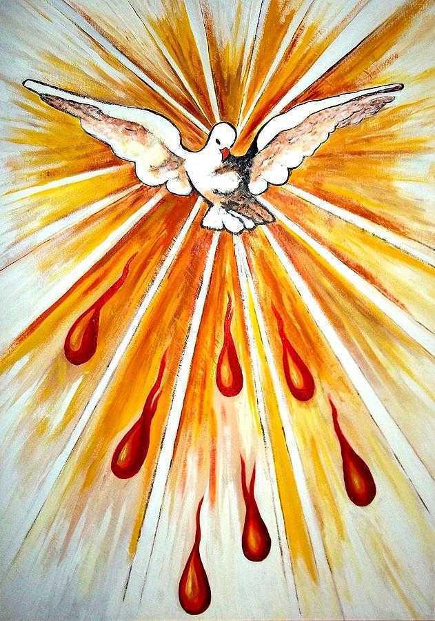 Молитвы о дарах Духа Святого