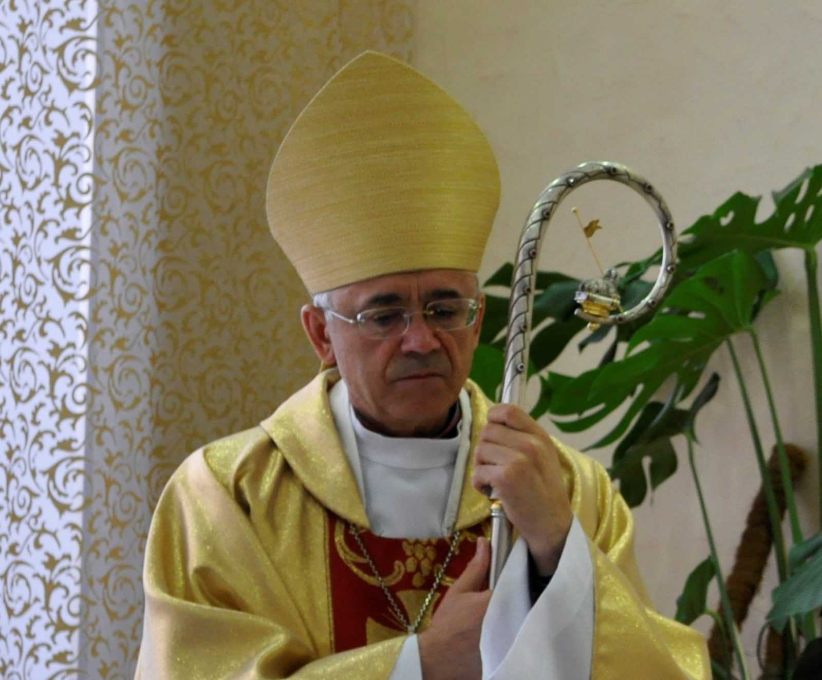 """Письмо епископа Иосифа Верта о встрече """"Семья – надежда для Церкви и для всего мира"""""""