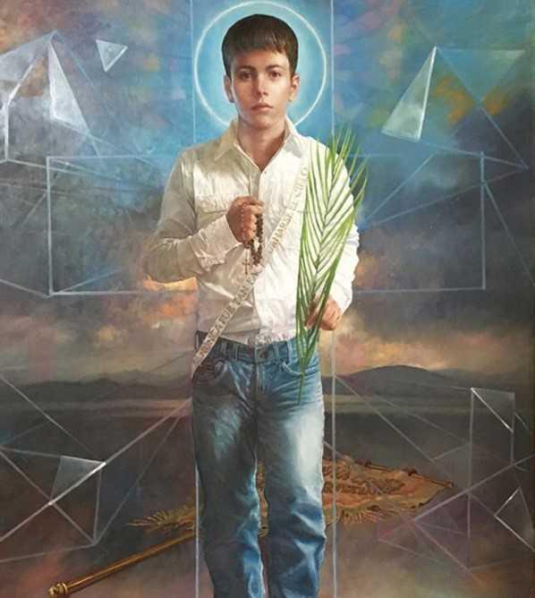 Святой Хосе Санчес Дель Рио