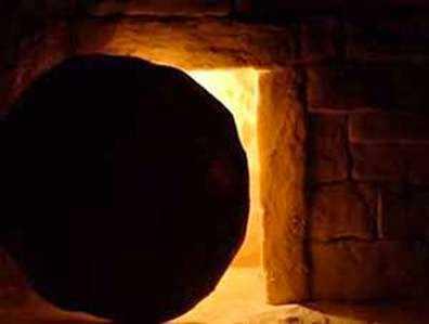 Навечерие Пасхи в святую Ночь