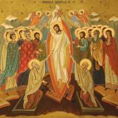 Древняя проповедь на Святую и Великую Субботу