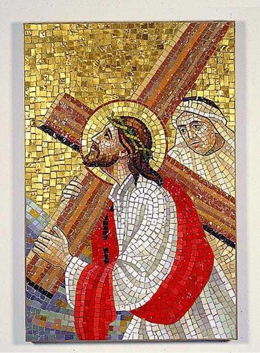 Крестный путь с размышлениями Св. Иоанна Павла II. 3