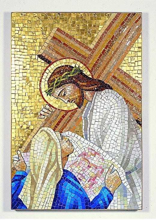 Крестный путь с размышлениями Св. Иоанна Павла II. 6
